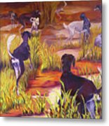 Summer Fun Metal Print by Terry  Chacon