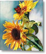 Summer Metal Print by Svitozar Nenyuk