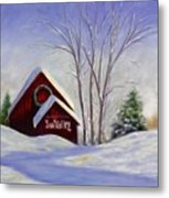 Sun Valley 1 Metal Print by Shannon Grissom