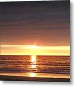 Sunset Metal Print by Gina De Gorna