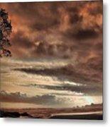 sunset Trip Metal Print by Mario Bennet