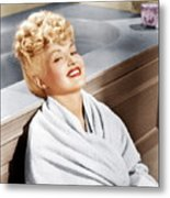 Sweet Rosie Ogrady, Betty Grable, 1943 Metal Print by Everett