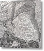 Swimmers Metal Print by Hawaiian Legacy Archive - Printscapes