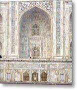 Taj Mahal II Metal Print by Nina Papiorek