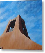 Taos Memory Metal Print by Hunter Jay