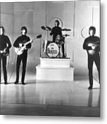The Beatles, 1965 Metal Print by Granger