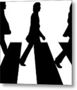The Beatles No.02 Metal Print by Unknow