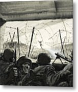 The Bunker  Metal Print by Graham Coton
