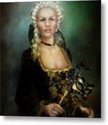 The Duchess Metal Print by Mary Hood