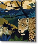 The Edge Of Paradise Metal Print by Nathan Miller