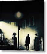 The Exorcist, Poster Art, 1973 Metal Print by Everett