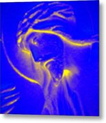 The Glow Of Christ Metal Print by Mike McGlothlen