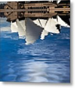 The Iconic Sydney Opera House Metal Print by Avalon Fine Art Photography