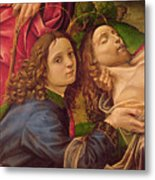 The Lamentation Of Christ Metal Print by Capponi