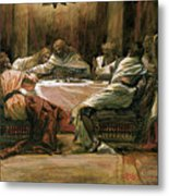 The Last Supper Metal Print by Tissot