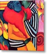 The Lovers Metal Print by Sabina Nedelcheva Williams