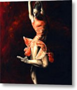The Passion Of Dance Metal Print by Richard Young
