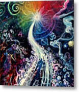 The Path To Enlightenment Metal Print by Steve Griffith
