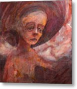 The Realization  Metal Print by Ethan Harris