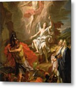 The Resurrection Of Christ Metal Print by Noel Coypel