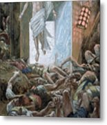 The Resurrection Metal Print by Tissot