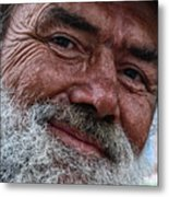 The Smile Of Life Metal Print by Erhan OZBIYIK