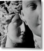 The Three Graces Metal Print by Roman School