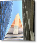 The Tourist  Metal Print by JC Findley