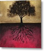 The Tree Of Life Metal Print by Edwin Alverio