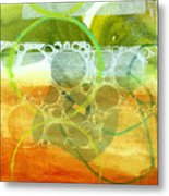 Tidal 13 Metal Print by Jane Davies
