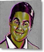 Tim Heidecker Metal Print by Fay Helfer