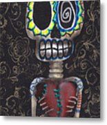 Toma Mi Corazon Metal Print by  Abril Andrade Griffith