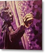 Tommy Metal Print by Rick Ritchie