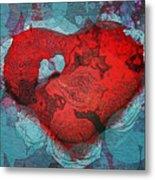 Tough Love Metal Print by Linda Sannuti