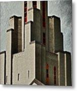 Tower Of Memories Metal Print by Kevin Munro