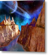 Transcendent Metal Print by Corey Ford