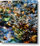 Treasures Metal Print by Terril Heilman