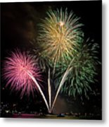 Triple Color Metal Print by David Patterson