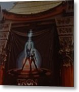 Tron  Metal Print by Rob Hans