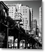 Trump Tower Metal Print by George Imrie Photography