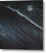 Tsunami Metal Print by Angel Ortiz