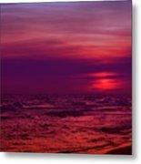 Twilight Metal Print by Sandy Keeton