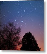 Twilight Transitions Metal Print by Charles Warren
