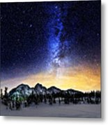 Under The Stars Metal Print by Alexis Birkill