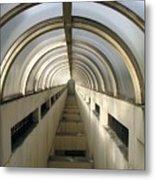 Underground Vault Metal Print by Yali Shi