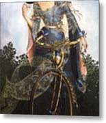 Unstuck In Time Metal Print by Jane Whiting Chrzanoska