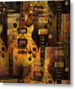 Use You Illusion Metal Print by Bill Cannon
