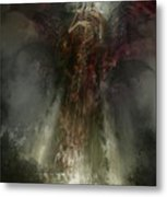Utherworlds The Clouding Metal Print by Philip Straub
