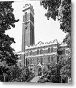 Vanderbilt University Kirkland Hall Metal Print by University Icons