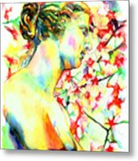Venus De Milo Metal Print by Christy  Freeman